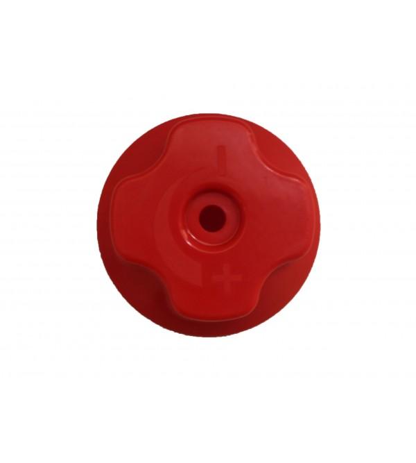 Kırmızı Valf Düğmesi (BÜYÜK) (10 ADET)