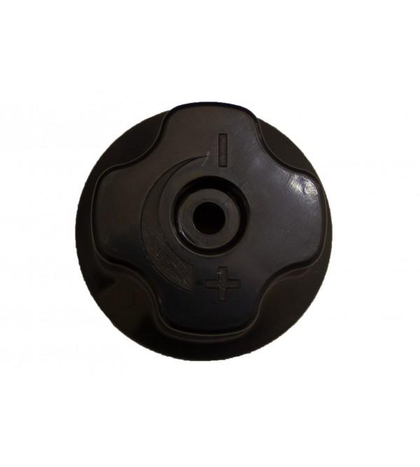 Siyah Valf Düğmesi (BÜYÜK) (10 ADET)